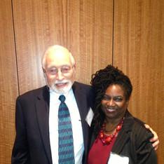 with Professor Edgar Cahn