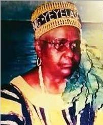 Chief Iya N'Ifa Ifarinoola Efunyale