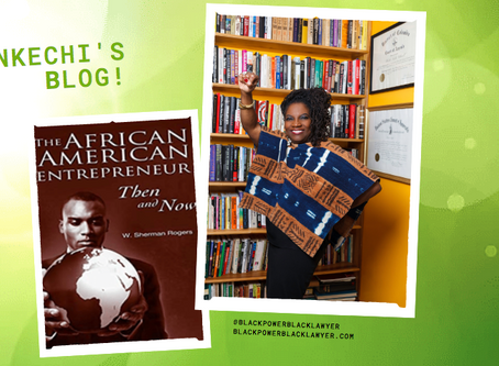 Fist Up to Books! The African American Entrepreneur, Then and Now