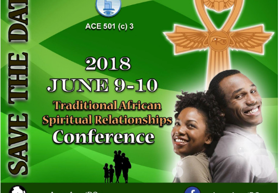 Traditional African Spiritual Relationships Conference