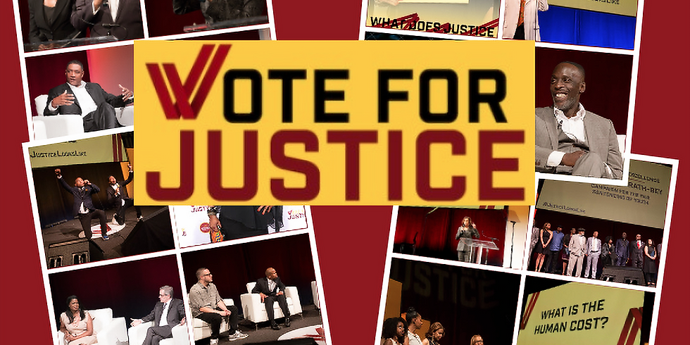 Day 3: Vote 4 Justice Virtual Replay Viewing