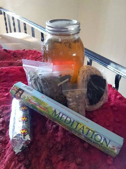 Spiritual Cleansing Packages