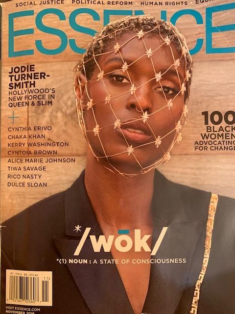 Essence Magazine, Nov 2019