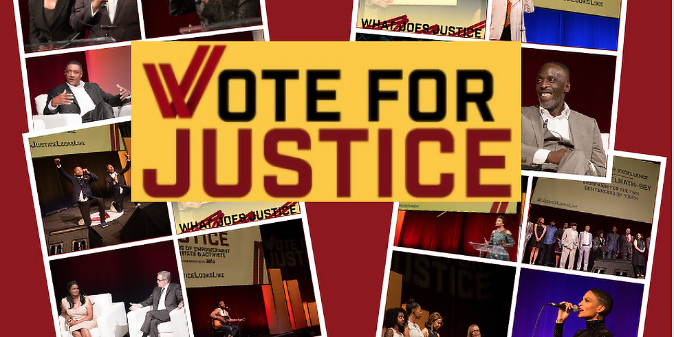 Day 1: Vote 4 Justice Virtual Replay Viewing