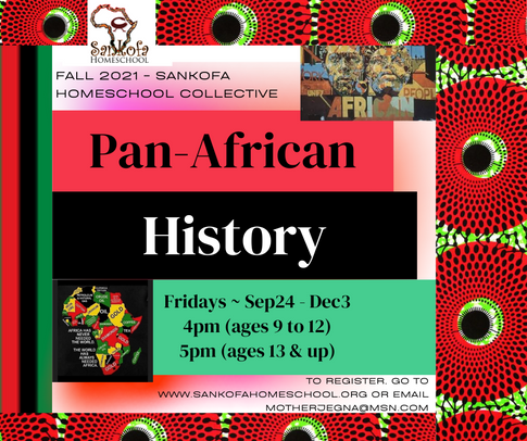 Pan-African History - Fall 2021