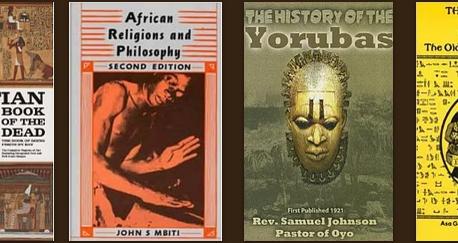 African Spirituality Book List: Go Deeper