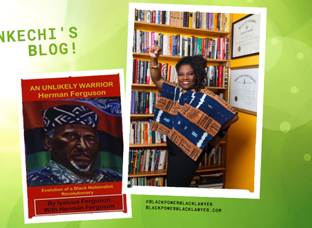Fist Up to Books! An Unlikely Warrior: