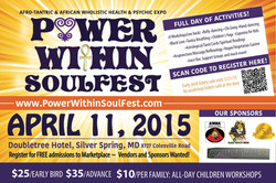Power Within SoulFest - April 2015
