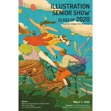 Illustration Senior Show 2020