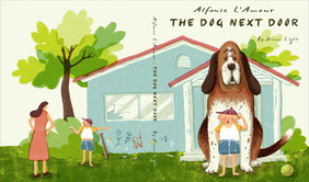 The Dog Next Door, Book Cover