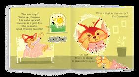 Queenie's Day, Kid's Workbook,