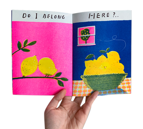 Where Do I Belong?, Picture Book