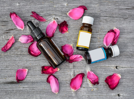 How to...make an essential oil blend.