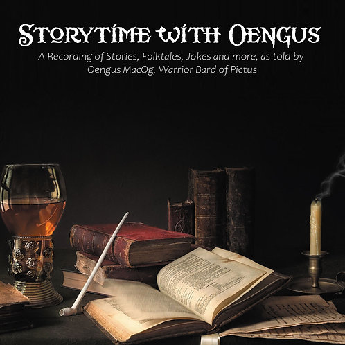 Story Time with Oengus