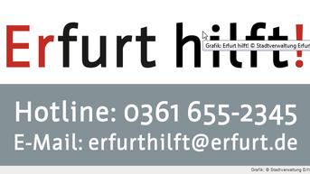 """Unsere Aktion im Juli: Kleiderspende an """"Erfurt hilft"""""""
