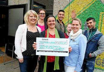 """""""Ladies Circle"""" unterstützt Kochteam im Jugendhaus am Wiesenhügel"""