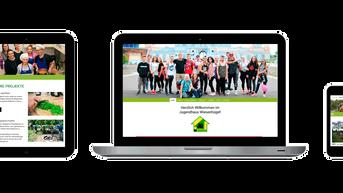 Neue Website für das Jugendhaus Wiesenhügel