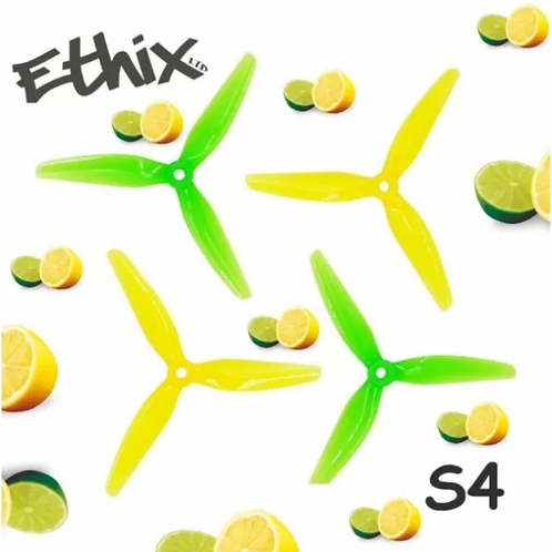 ETHIX S4 props