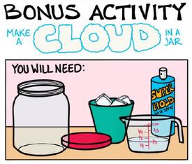 Cloud-in-a-Jar