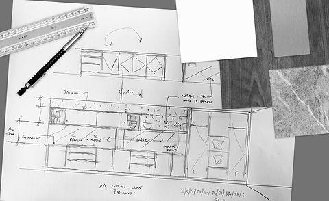 Our kitchen consultation