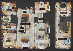 Main House - Floors 2 & 3