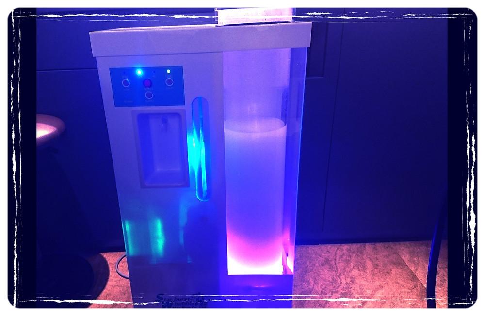 マイクロバブル水素