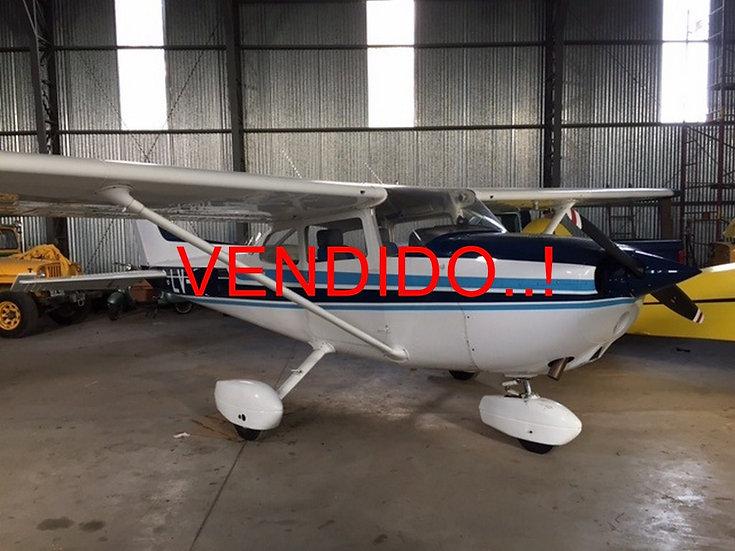 Cessna 172/1981-160 hp -