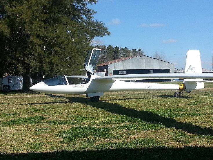 Planeador SZD 42- 2  JANTAR  2B