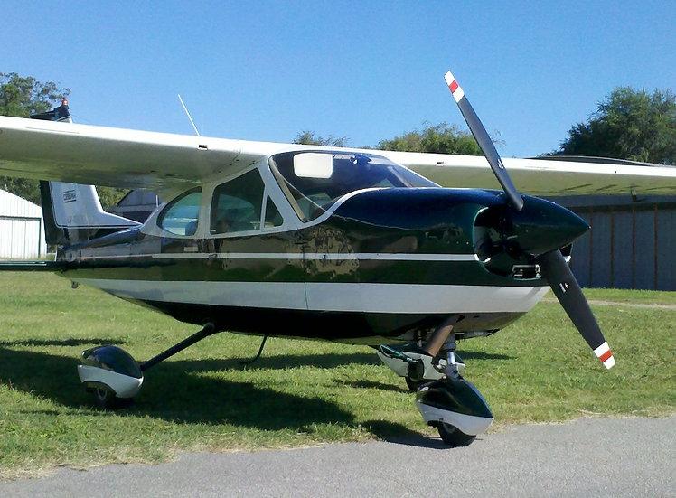 Cessna 177/1968  Cardinal