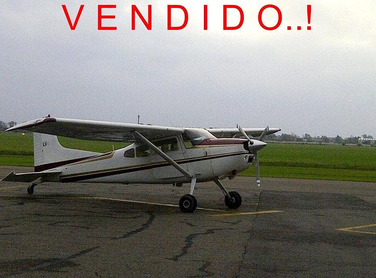 Cessna 185-1977-