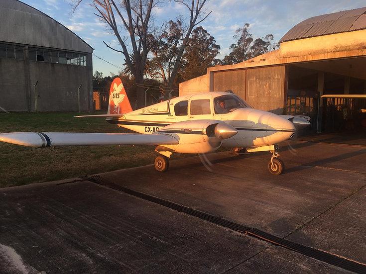 Piper Apache PA23 Serie 23-732