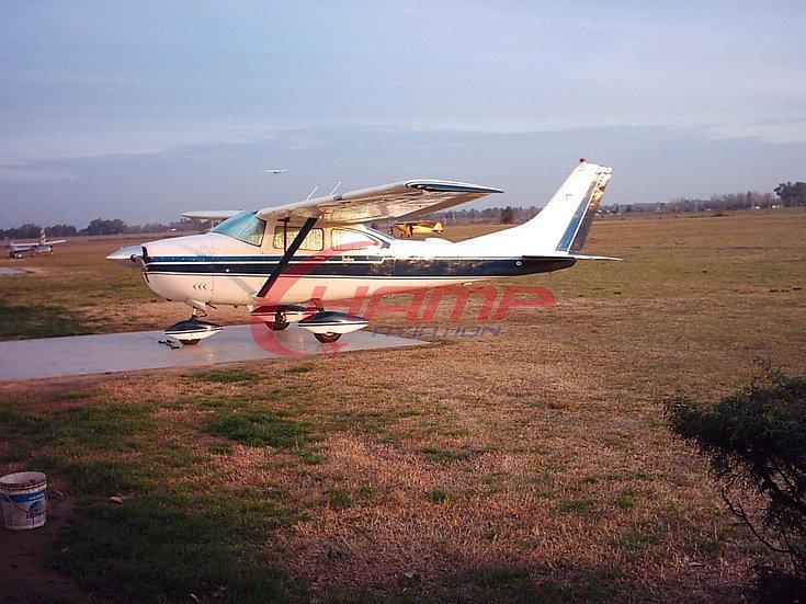 Cessna 182 Serie 182-55589--1964