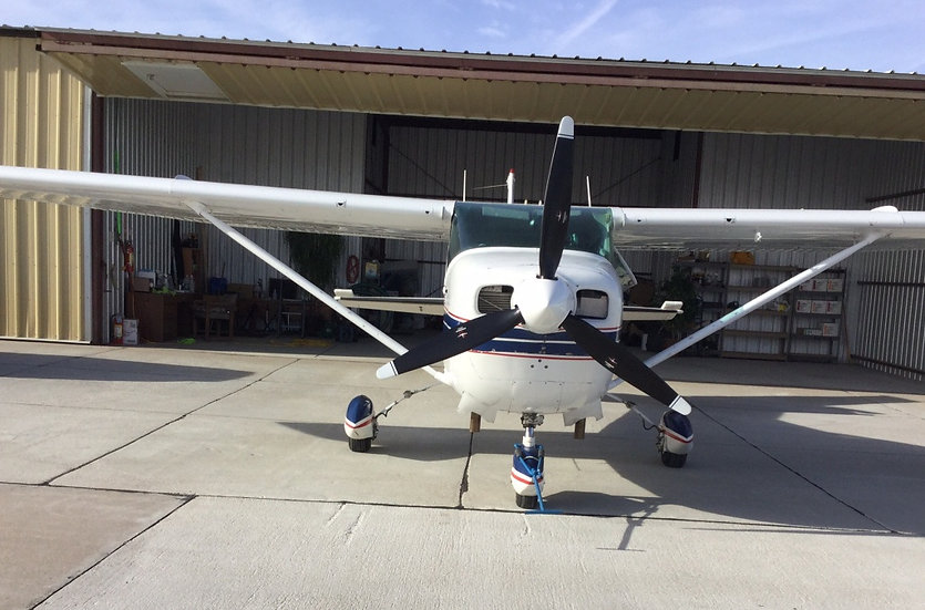 Cessna 206/1969