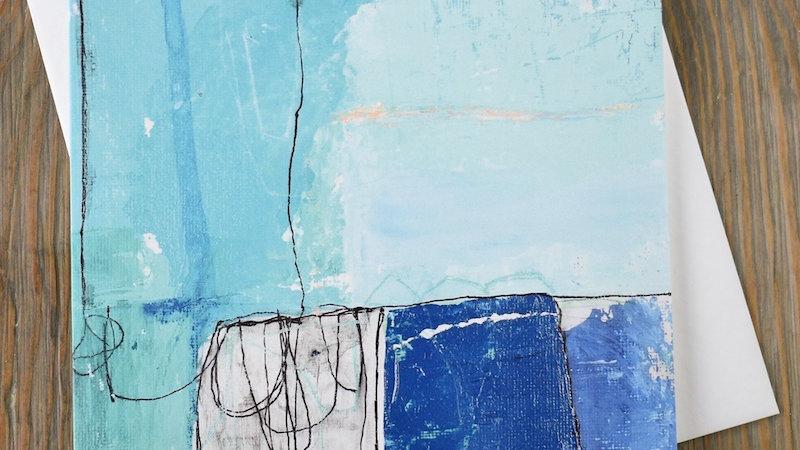 'Blue map' 3