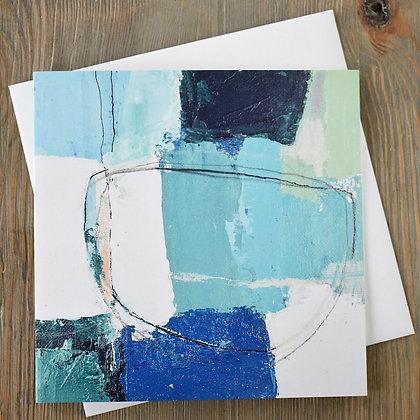'Blue map' 2