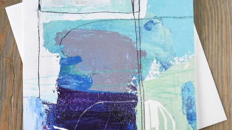'Blue map' 1