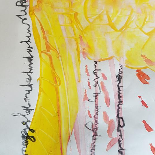 Sally-Anne Ashley art workshop