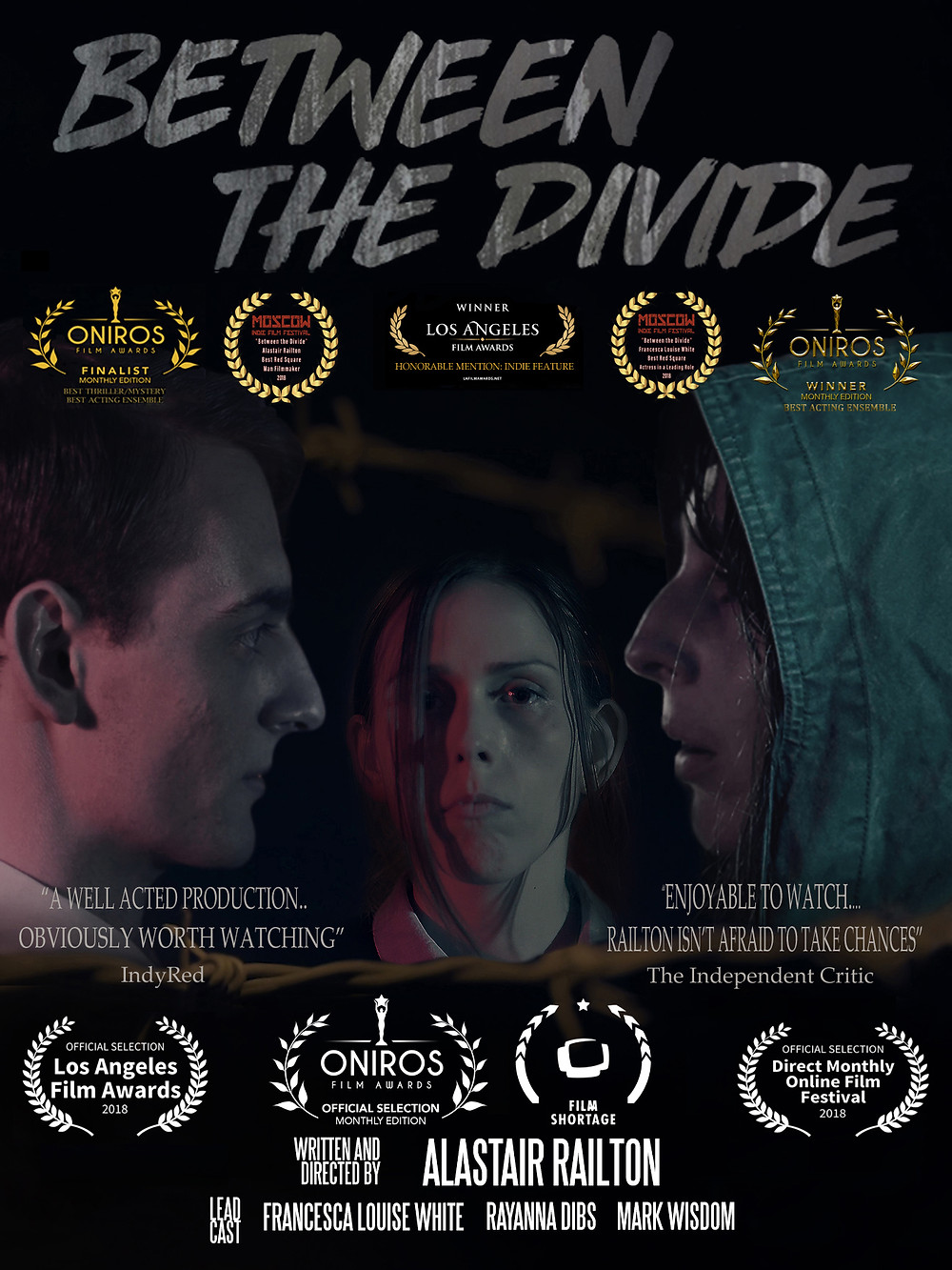 Between the Divide short film review