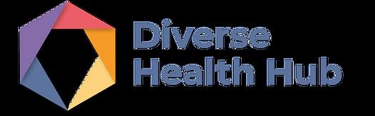Diverse Health Hub Logo