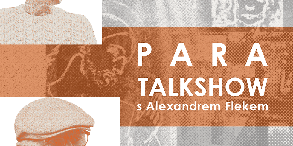 TALKSHOW s Alexandrem Flekem