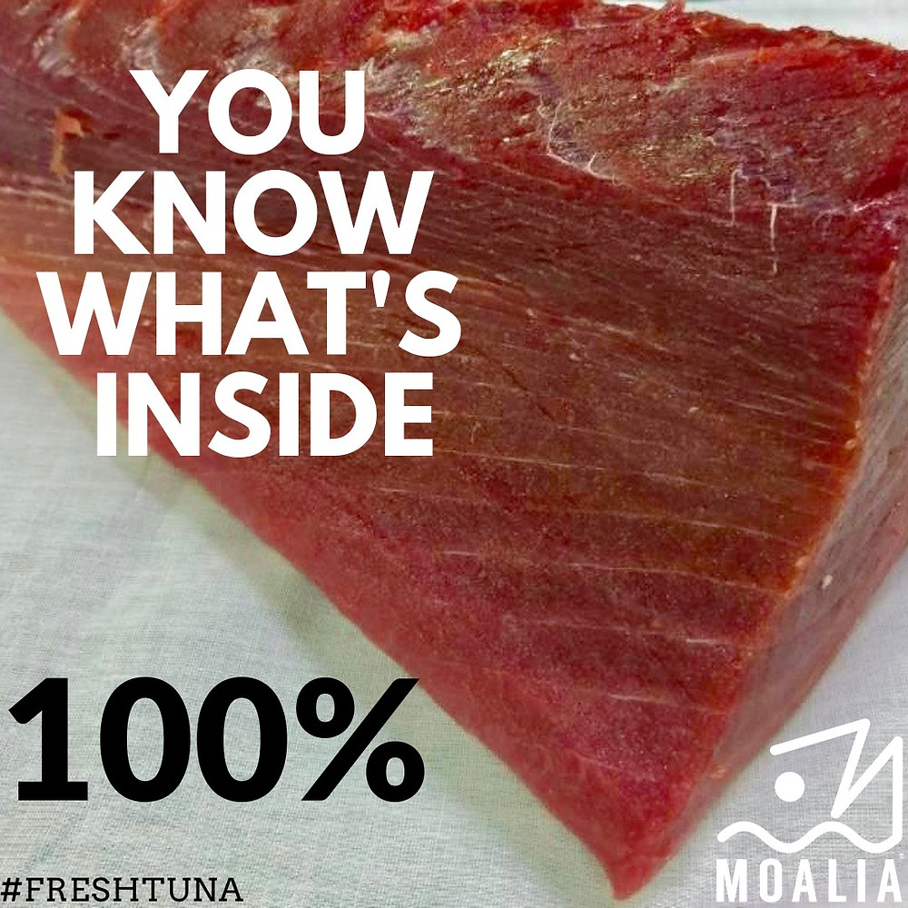 moalia's natural tuna