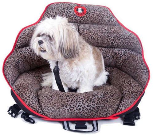 PUPSAVER CAR SEAT For Dogs Up To 30 Lbs