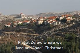 Christmas in the Holy Land: An Israeli Christmas Fable, But All True