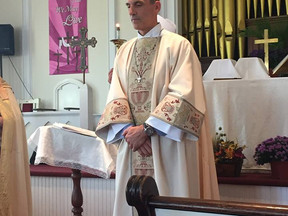Ordination of Rev. Deacon Manfredi