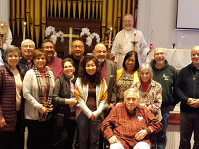 Syro-Chaldean Church Clergy Gather For Worship and Prayer