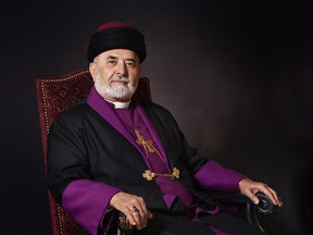 Passing of Catholicos- Patriarch of the Assyrian Church of the East