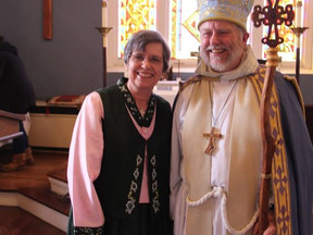 Our newest member of the Episcopate: Bishop Ben Torrey