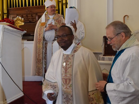 Ordination of Deacon Semu Serunjogi
