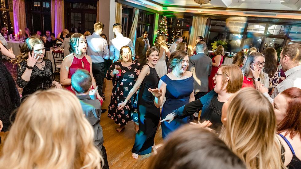 Wedding Recpetion, Dancing