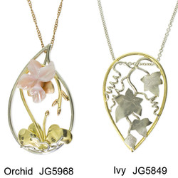Orchid and Ivy JG5968 JG5849